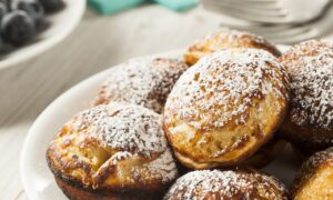 Homemade Aebleskivers: Sugar-Coated Memories of Denmark