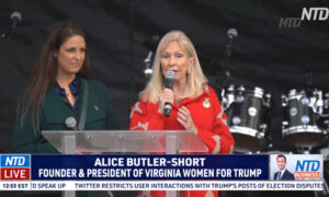 Alice Butler-Short: We Pray for a Landslide Victory Over Evil