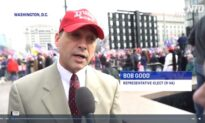 Congressman-Elect at DC Rally: 'Election Integrity Is the Foundation of Our Republic'