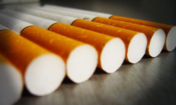 Cigarettes in a file photo. (Luciano Belviso/Flickr)