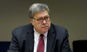 UPDATED: The Tragic Failure of William Barr