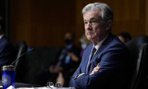 Fed's Powell Says Current US Debt Level Is 'Very Sustainable'