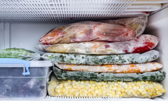 Your freezer is a valuable money-stretching, time-saving household appliance. (Yuliia Mazurkevych/Shutterstock)
