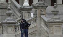 Video Shows Police Preventing GOP Electors in Michigan