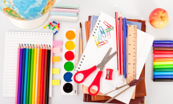Teachers often end up spending money out of their own pockets for supplies. They will be so happy if you help ease the load with a gift. (Oksana Shufrych/Shutterstock)