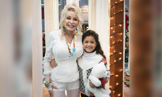 'Angel' Dolly Parton Saves Her 9-Year-Old Costar's Life While Filming New Christmas Movie