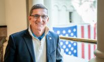 Exclusive: Gen. Michael Flynn—'Deep State Buried Me 6 Feet Under' (Part 1)