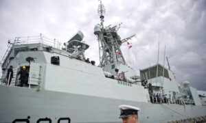 Canadian Armed Forces Sailor Missing From Ship, Believed to Have Fallen Overboard