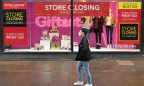 UK Could Lose 400,000 Retail Jobs as Pandemic Accelerates Shift to Online Shopping: Report