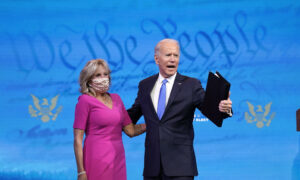Biden Denies Voter Fraud, Claims Election Victory