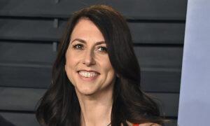 MacKenzie Scott Says She Has Given $4.1 Billion to Charity