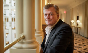 Patrick Byrne Claims 'Fake Ballots' Found in Georgia County