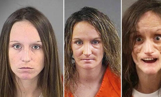 'Faces of Meth Progression': Woman's Mugshots Reveal Story of Addiction and Recovery