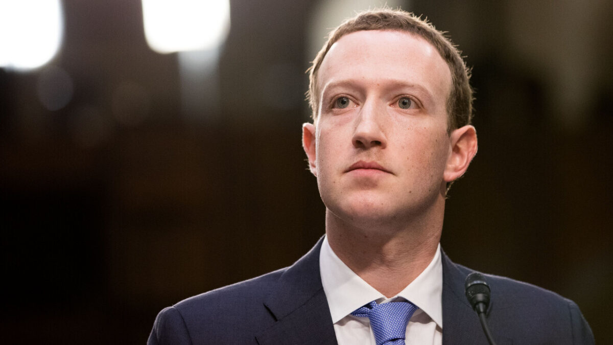 Facebook founder and CEO Mark Zuckerberg
