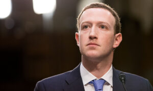 Facebook CEO Zuckerberg Expresses Concern About COVID-19 Vaccines in Leaked Footage