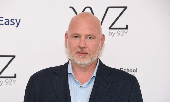 Steve Schmidt attends an event in New York City on Sept. 26, 2018. (Jamie McCarthy/Getty Images)