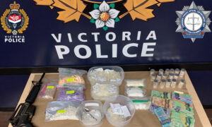 $30 Million in Drugs, Cash, and Guns Seized in Victoria