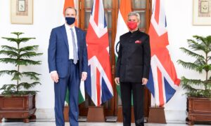 India, UK Discuss Blueprint to Deepen Indo-Pacific Cooperation