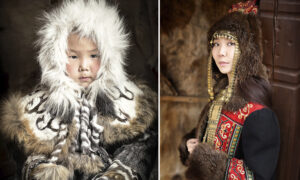 Photographer Treks Over 40,000 Miles Across Siberia Capturing Faces of Vanishing Ancient Cultures