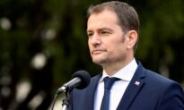 Slovak Prime Minister Matovic Tests Positive for COVID-19