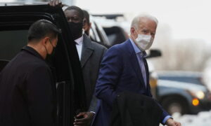 Biden: Accusations Against Hunter Biden Are 'Foul Play'