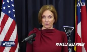 Georgia Witness Testimony: 'Voters Were Directed to Machines and Their Printed Ballots Did Not Scan'