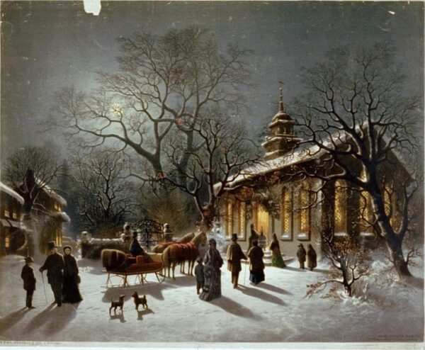 New Year's Eve 1876