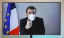 Macron Says He's 'Doing Well' Despite Symptoms