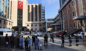 Hospital Fire Kills 9 COVID-19 Patients at ICU in Turkey