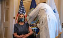 Pelosi, McConnell Receive COVID-19 Vaccine
