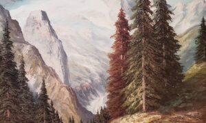 Taking You There: 'The Mountain and the Valley'