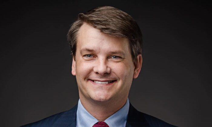 Congressman-elect Luke Letlow in a file photograph. (Luke Letlow's campaign)