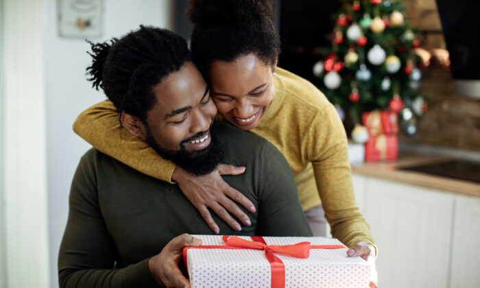 Your gifts should bring a momentary sense of joy, but it's the memories of your expression of care that will live on. (Drazen Zigic/Shutterstock)