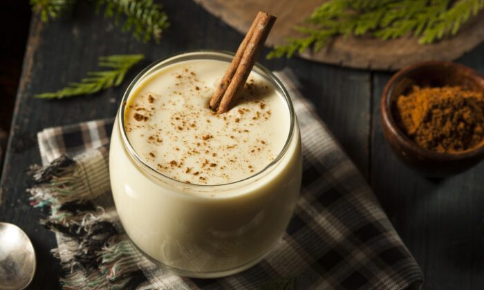 Get your 'nog on—safely—all holiday season long. (Brent Hofacker/Shutterstock)