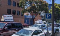 Car Rally to Protect Australia From CCP Influence Tours Melbourne