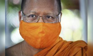 Buddhist Monks Transform Plastic Bottles, Waste Into Monastic Robes, Masks in Thailand