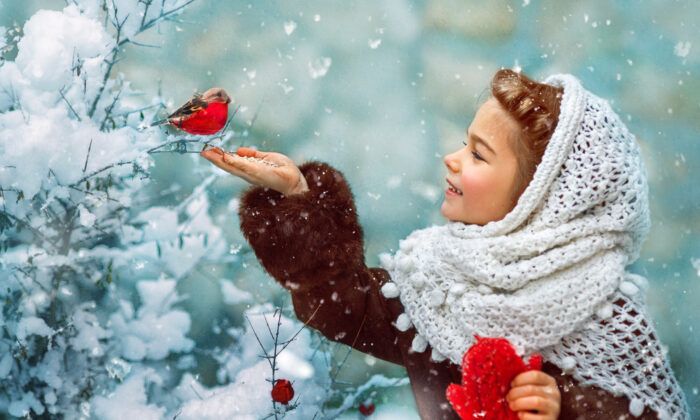 Remember to look for joy in this world, and to remember the power of beauty and goodness. (Mariya Ilmaz/Shutterstock)
