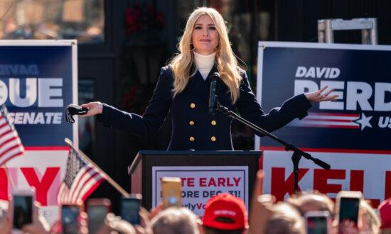 Ivanka Trump Campaigns for Senate Runoff in Georgia
