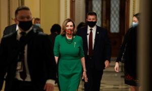Five Democrats Oppose Nancy Pelosi for House Speaker in Vote