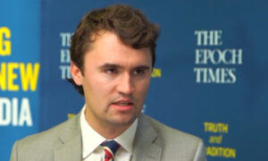 Charlie Kirk-Founder of Turning Point USA Said He's Not Giving Up on President Trump
