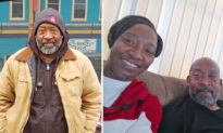 Community Raises Money to Help Homeless Man Reunite With His Family for the Holidays