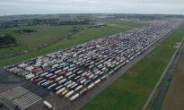 Unblocking Dover Port to Take Days Despite Drivers' Frustration