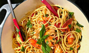 Simplicity Meets Elegance: Lobster Pasta for the Holidays