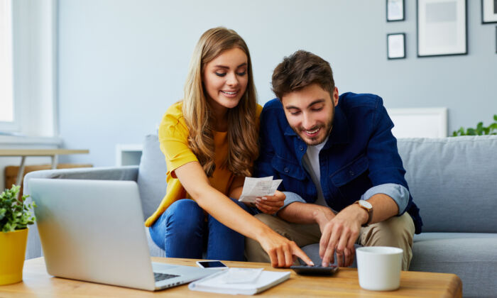 A mistake that people make is to not budget at all. Set a monthly budget; it will allow you to track your spending and saving throughout the month.  (baranq/Shutterstock)