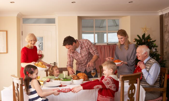 The familiar rituals and traditions of the holiday season offer structure and predictability in our lives and contribute to greater social cohesion.(oliveromg/Shutterstock)
