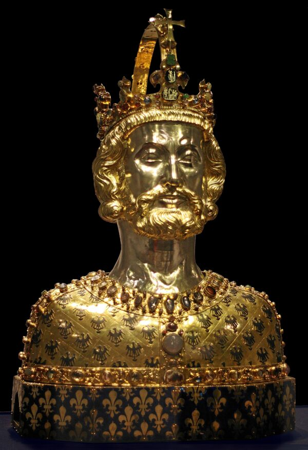 aachen charlemagne