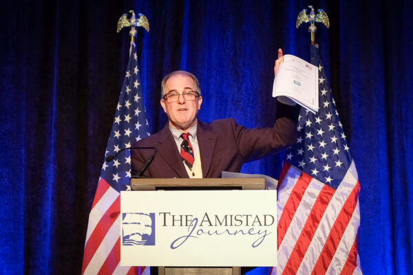 Video: Phill Kline—New Amistad Project Election Lawsuit; $500 Million to Increase Votes in Democratic Strongholds?