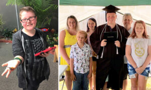 Woman Adopts Boy Whose Mom Called Him 'Bad Kid,' He's Graduated High School With 3.93 GPA