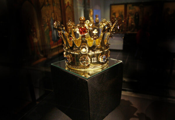 crown at aachen