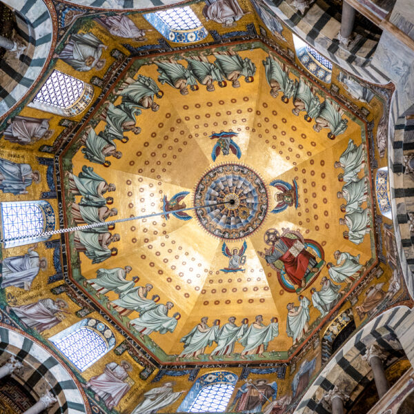 mosaics at aachen
